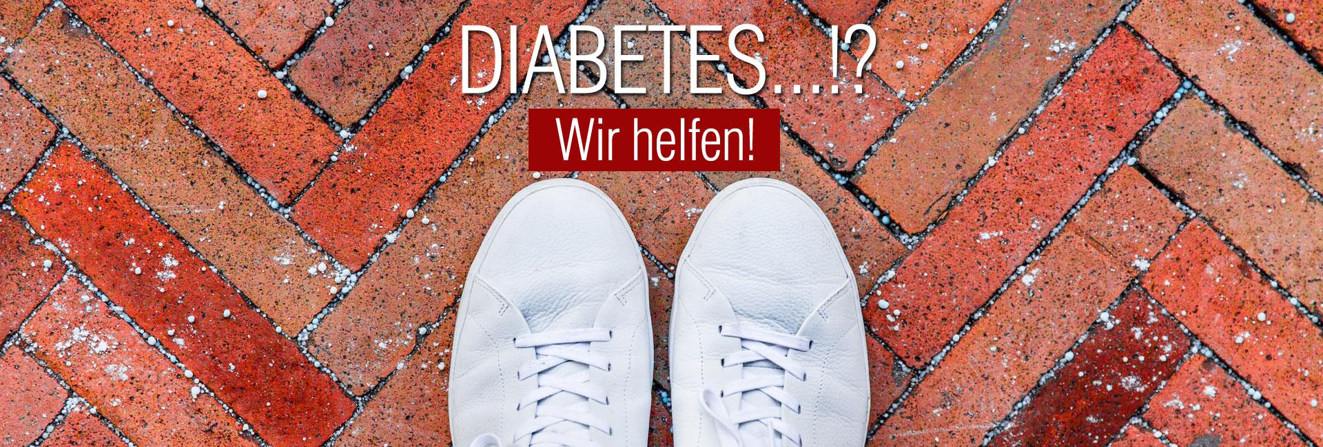 Diabetiker versorgung schuhe und sohlen rosenheim